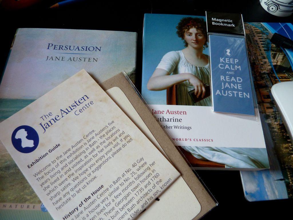 Jane Austen senter
