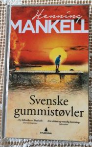 svenske gummistøvler - 1